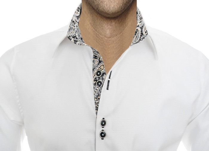 white-modern-french-cuff-dress-shirts