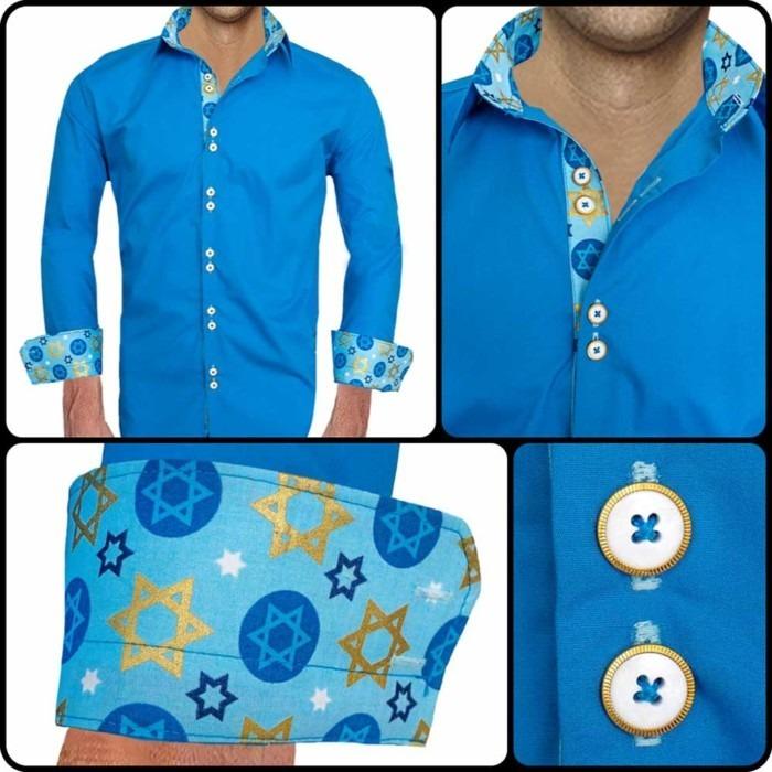 Dress Shirts for Hanukkah