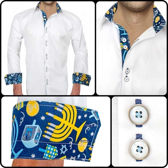 Mens Jewish themed shirts