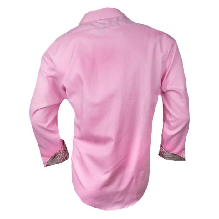 Pink mens shirts