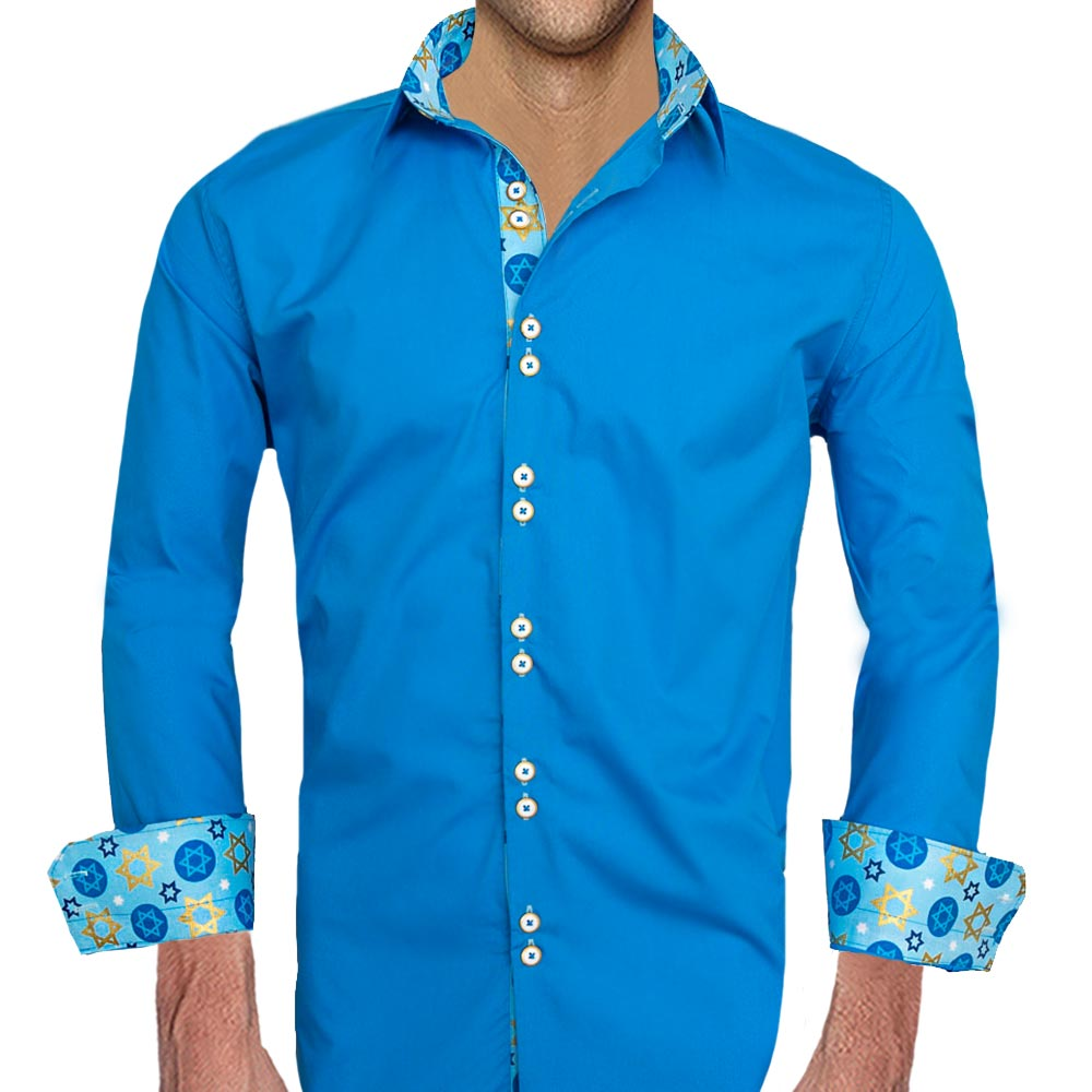 jewish accent dress shirts